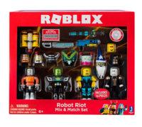 Набор Восстания роботов из игры Роблокс