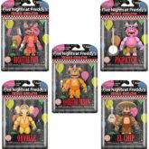 фнаф игрушщки светящиеся фигурки в спб